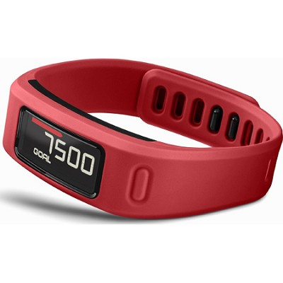 Vivofit Bluetooth Fitness Band (Red) (010-01225-08)