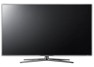UN55D7000 55 inch 1080p 240hz 3D LED HDTV - OPEN BOX