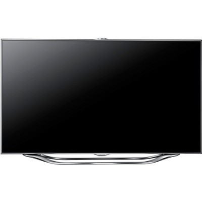 UN55ES8000 55 inch 240hz 1080p 3D Smart LED HDTV with 4 3D Glasses - OPEN BOX