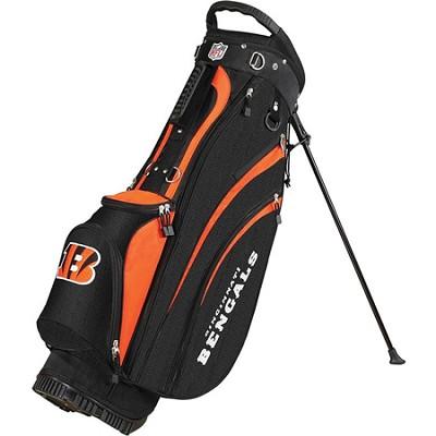 NFL Cincinati Bengals Golf Carry Bag