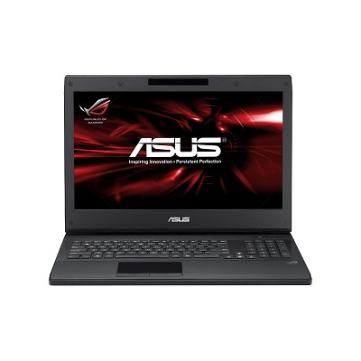 G75VW-DS71 Republic of Gamers 17.3-In Gaming Laptop - Intel Core i7-3610QM-Black