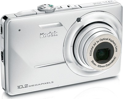 EasyShare M340 10.2 MP 2.7` LCD Digital Camera (Silver)