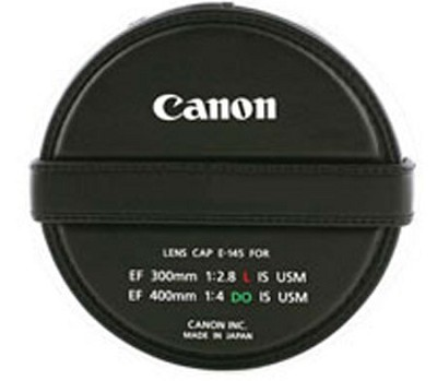 E-145 Lens Cap for EF 300 f/2.8L IS USM, EF 400 f/4 DO IS USM Lens