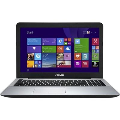 15.6'' X555LA-DB51 15.6-Inch HD Intel Core i5 4210U Laptop (Black) - OPEN BOX