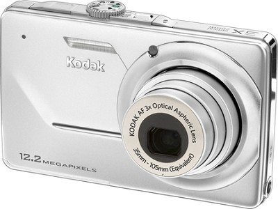 EasyShare M341 12 MP Digital Camera (Silver)