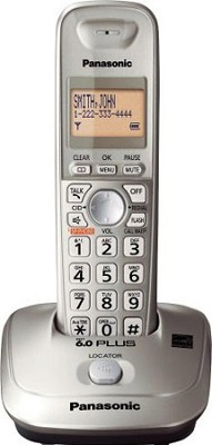 KX-TG4011N DECT 6.0 Plus Expandable Digital Cordless Phone