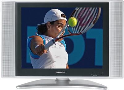 LC-13SH6U 13` LCD Flat-panel TV
