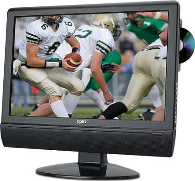 TFDVD1973 19 inch LCD HDTV/Monitor with Slot-Loading DVD Player