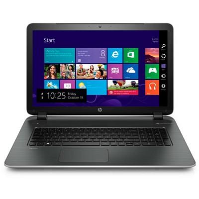 Pavilion 17.3` 17-f140nr Notebook PC - 4th Gen Intel Core i3-4005U Processor