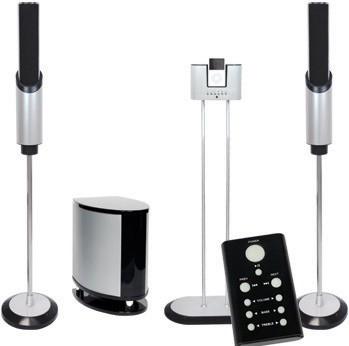 Grand Scale iPod 4.1 Surround Sound Speaker System - Open Box