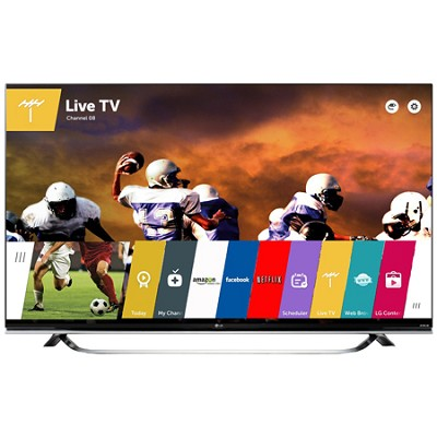 65UF8500 - 65-Inch 2160p 240Hz 3D 4K Ultra HD LED UHD WebOS Smart TV