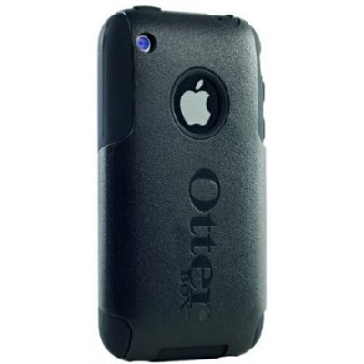 Commuter Case for iPhone 3G (Black)