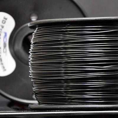 ABS Plastic 1 kg - Black