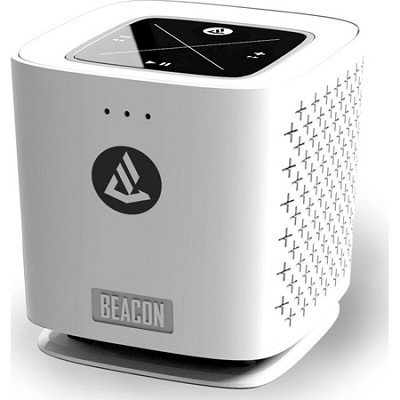 Phoenix 2 Bluetooth Speaker - Siberian White