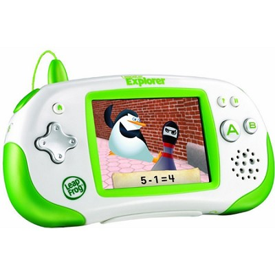Leapster Explorer Learning Experience System (Green)