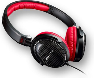 MS300 Phiaton Moderna Series Headphones
