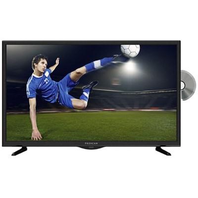 PLDV321300 32-Inch 720p 60Hz LED TV-DVD Combo - OPEN BOX