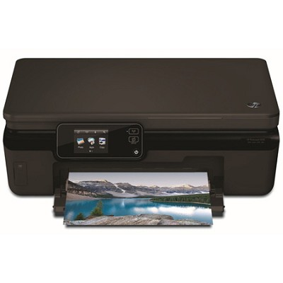 Photosmart Wireless Color Photo Printer with Scanner & Copier (5520) - USED