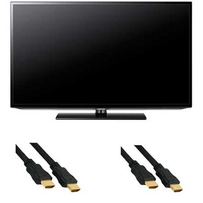 UN32EH5000 - 32 inch 1080p LED HDTV +High Speed HDMI Cables