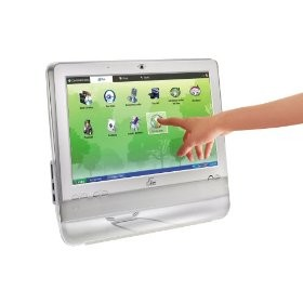 ETP1602-WT-X0044 Eee Top 15.6-Inch Touch-Screen PC