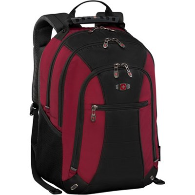 Skywalk Double Gusset 16` Padded Laptop Backpack Crimson Tide