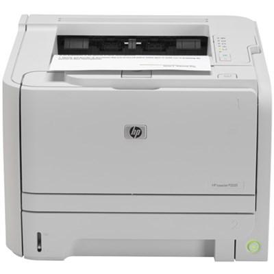 LaserJet P2035 Monochrome Laser Printer - OPEN BOX