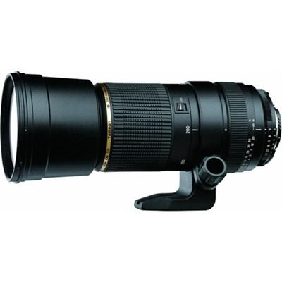 AF 200-500mm f/5.0-6.3 Di LD SP FEC (IF) Lens for Konica Minolta and Sony Mounts