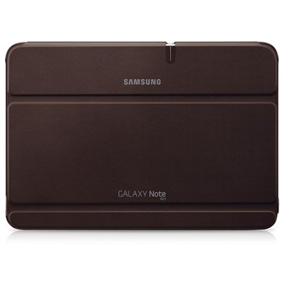 Galaxy Note 10.1 Book Cover - Amber Brown