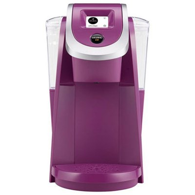 2.0 K250 Coffee Maker Brewing System - Violet - OPEN BOX