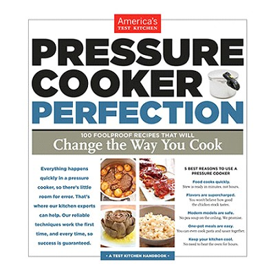 Pressure Cooker Perfection - Book