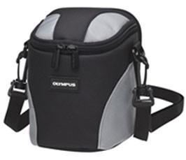 Nylon Bag for Ultra Zoom Cameras (Grey)