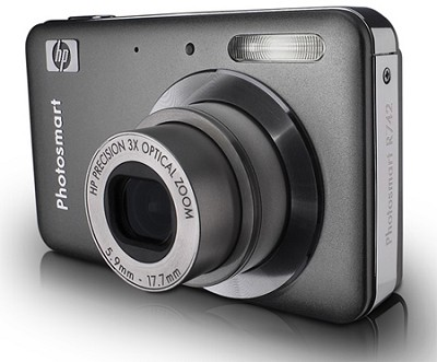 Photosmart R742 - 7 mega-pixel Digital Camera (Silver)
