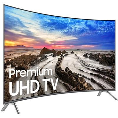 UN65MU8500FXZA 64.5` Curved 4K Ultra HD Smart LED TV (2017 Model)