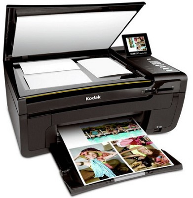 EasyShare ESP5 All-In-One Multi-Function Photo Printer w/ Scan, Copy and 3` LCD