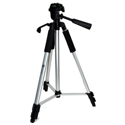 57` Camera full size Tripod With Deluxe Tripod Carrying Case For Digital Cameras