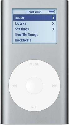 iPod mini 4GB 2nd Gen. MP3 Player - Silver
