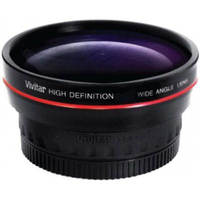 Pro .43x Wide Angle Lens w/ Macro 62mm threading (Black)