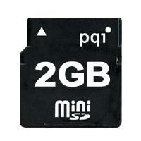 2 GB `Mini` SD Memory Card