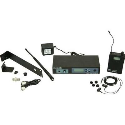 AS-1100 UHF Wireless Personal Monitor