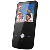 1.5` Color MP3 Video Player 2GB W/Built-in FM Radio/Recorder - Black