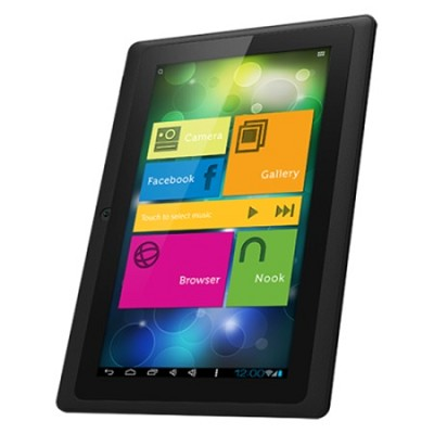 7 inch Touch Android 4.1 Internet Tablet in Black
