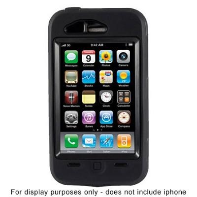 Defender Case for iPhone 3G (Black)