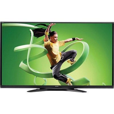 LC70EQ10U - 70` Q+ LED HDTV 1080p 240Hz WiFi