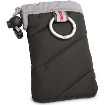 Gear Black Jacket Case w/ Carabiner (Measures 4.5` X 2.8` X 0.8`)