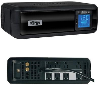 1000VA 500W Uninterruptable Power Supply with LCD Display - SMART1000LCD