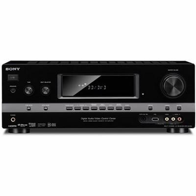 STRDH720 - 7.1 Channel 3D Surround Sound AV Receiver
