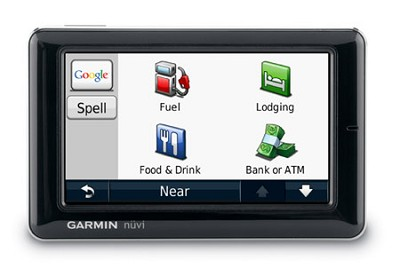 nuvi 1690 4.3 inch GPS Navigation System (Refurbished 1  Year Warranty)