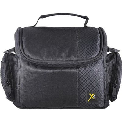 Compact Deluxe Gadget Bag for Photo/Video (Black)