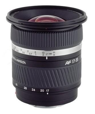 AF 17-35mm f/2.8-4 (D) Lens for Maxxum 7D Digital SLR