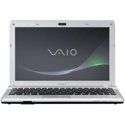 VAIO VPCYB15KX/S - AMD Dual-Core Processor E-350,  11.6-Inch LED - Silver